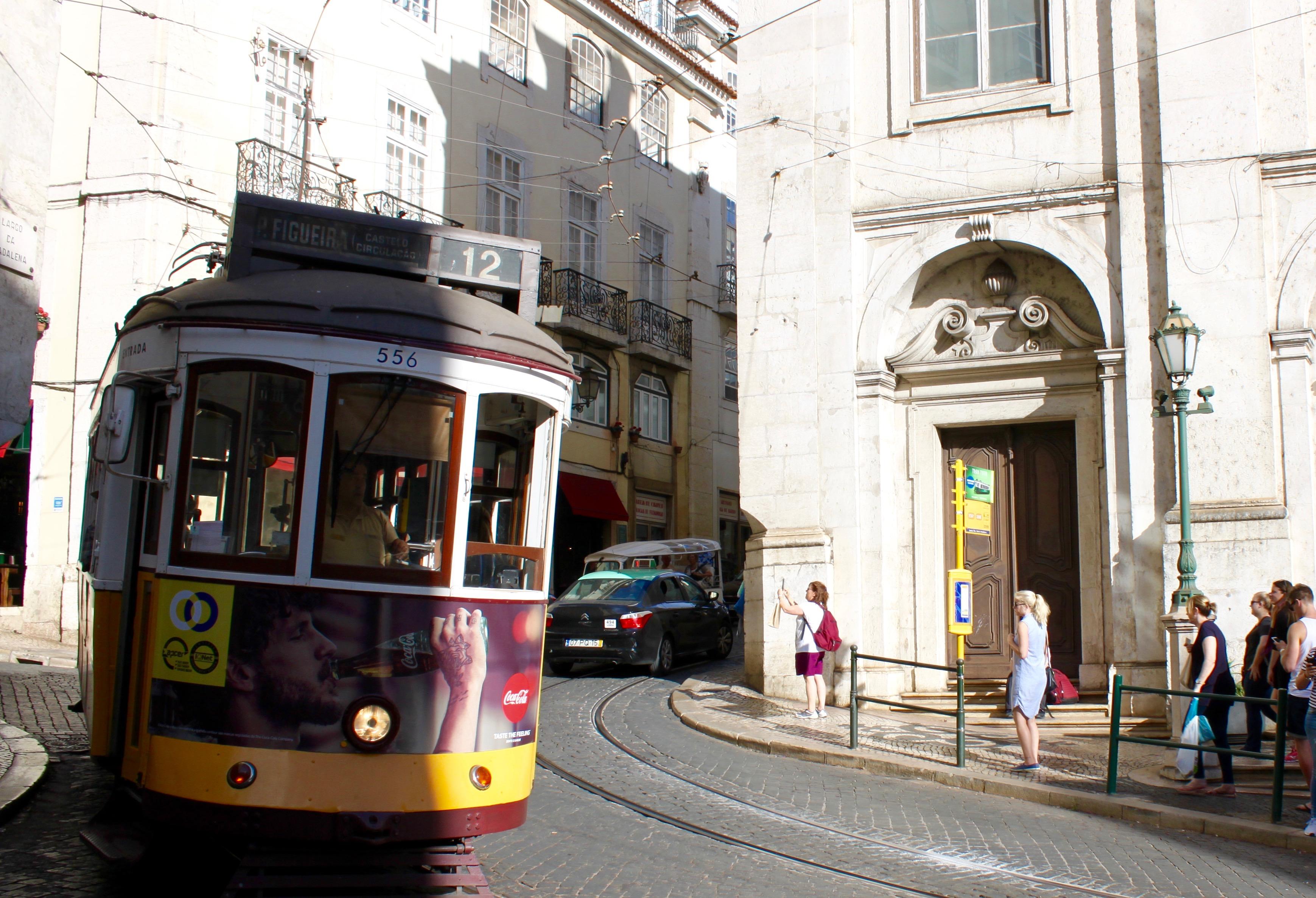 Bom dia Lisboa